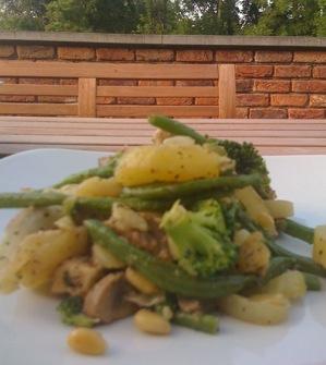 aardappel-groentenpannetje