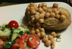 mexicaanse aardappel