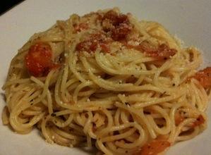 capellini met tomatensaus